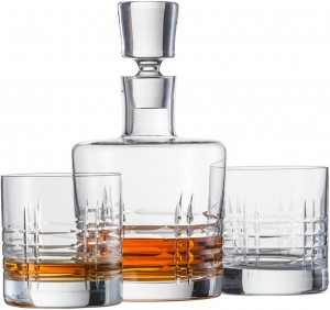 SCHOTT ZWIESEL BASIC BAR CLASSIC -  Zestaw 3 el. do Whisky 750 ML