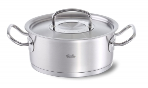 Fissler Profi Collection Garnek niski 4,6l. 24cm, indukcja